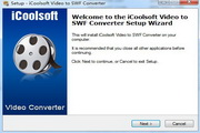 icoolsoft Video to SWF Converter 3.1.20