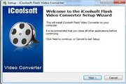 icoolsoft Flash Video Converter 3.1.20