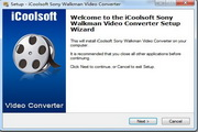 icoolsoft Sony Walkman Video Converter 3.1.20