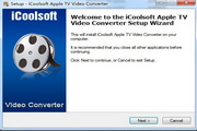 icoolsoft Apple TV Video Converter 3.1.20
