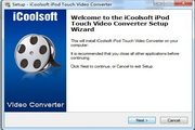 icoolsoft iPod Touch Video Converter 3.1.20