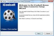 icoolsoft Nexus One Video Converter 3.1.20