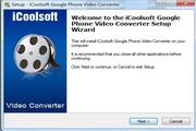 icoolsoft Google Phone Video Converter 3.1.20