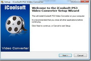 icoolsoft PS3 Video Converter 3.1.20