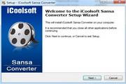 icoolsoft Sansa Converter 3.1.20