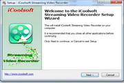 icoolsoft Streaming Video Recorder 3.1.20