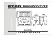 铱泰ETCR4200A相位伏安表使用说明书