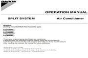 大金FFQ30JVLT变频空调使用说明书