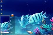 海底世界win7主题
