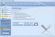 HP DESKJET D1520 Driver Utility 6.5