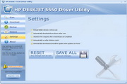 HP DESKJET 5550 Driver Utility 6.6