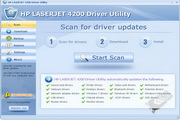 HP LASERJET 4200 Driver Utility 6.6