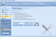 HP LASERJET 2600N Driver Utility 6.6