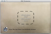 PDF Protector For Mac 1.2.1