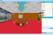 地球村3D社交网络