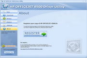 HP OFFICEJET 8500 Driver Utility 6.5