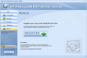 HP PAVILION DV7 Driver Utility 6.5