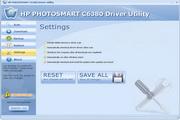 HP PHOTOSMART C6380 Driver Utility 6.5