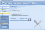 HP PHOTOSMART 8250 Driver Utility 6.5