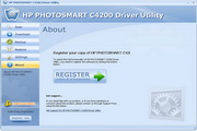 HP PHOTOSMART C4200 Driver Utility 6.5