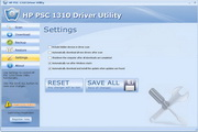 HP PSC 1310 Driver Utility 6.5