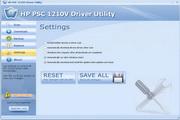 HP PSC 1210V Driver Utility 6.5