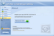 HP PSC 1210 Driver Utility 6.5