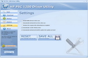 HP PSC 1200 Driver Utility 6.5