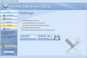 HP PSC 950 Driver Utility 6.5