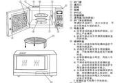 松下微波炉NN-G3642MF型使用说明书