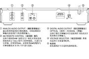 安桥CD/MD接收机FR-N3X型使用说明书