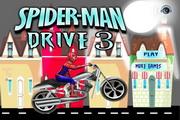 蜘蛛侠驾驶摩托3