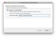 ownCloud For Mac 2.1.0