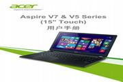 ACER Aspire V5-552笔记本电脑说明书