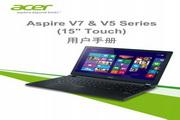 ACER Aspire V5-572PG笔记本电脑说明书