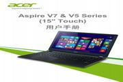ACER Aspire V5-573PG笔记本电脑说明书