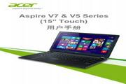 ACER Aspire V7-581PG笔记本电脑说明书