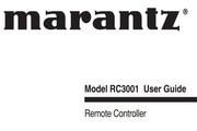 马兰士RC3001万能遥控器说明书