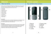 Micromax X269手机说明书