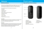 Micromax X104手机说明书