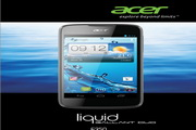 ACER Liquid Gallant E350手机说明书