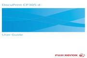 富士施乐DocuPrint CP305 d打印机说明书