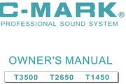 C-MARK T1450数字功放说明书