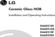 LG KA60520S电陶炉产品说明书