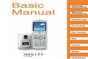 东芝A5517T手机使用说明书