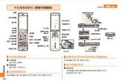 卡西欧CA003手机使用说明书