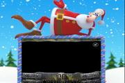 圣诞老人糖果泡...