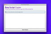 Easy Script Copier For Mac