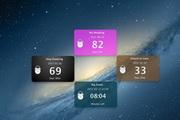 Countdown widget For Mac