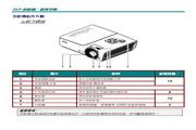 丽讯Vivitek D963HD投影机说明书
